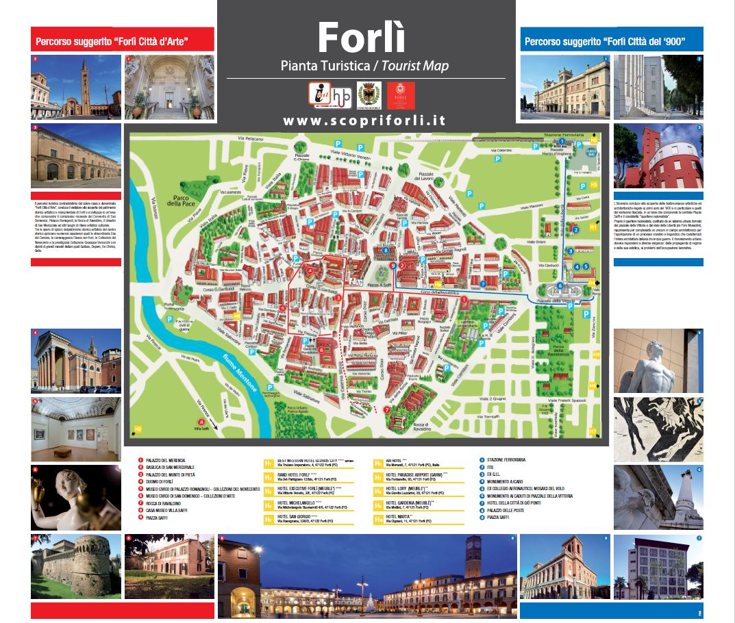 Mediatip per Comune Forlì: Marketing e Territorio